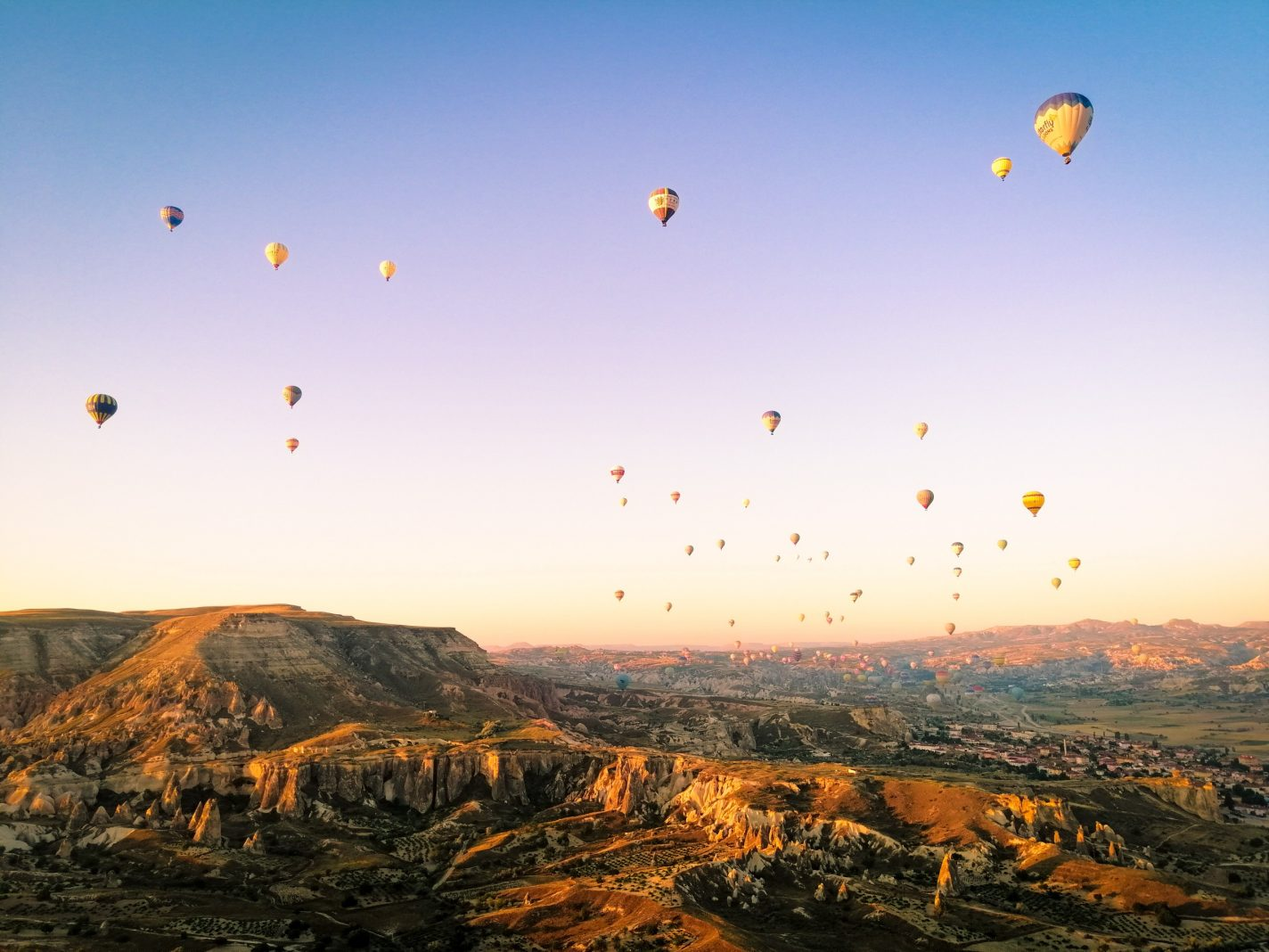 Ballonvaart - Zweven boven het mooie Göreme