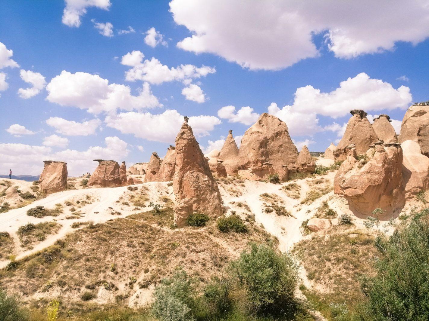 Devrent Valley Cappadocië