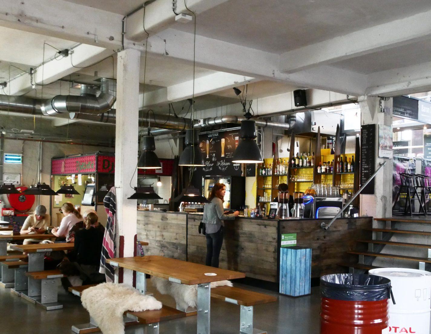 Fooddock in Deventer