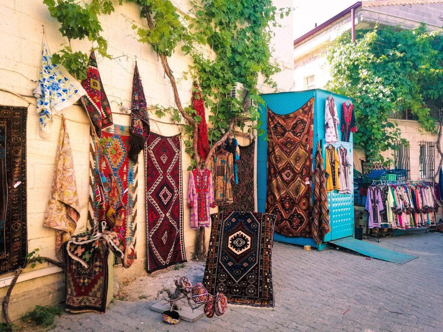 Het stadje Göreme - Wat te doen in Cappadocië