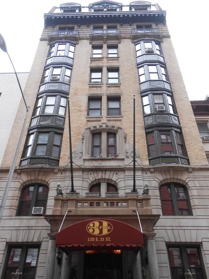 Hotel 31 in New York