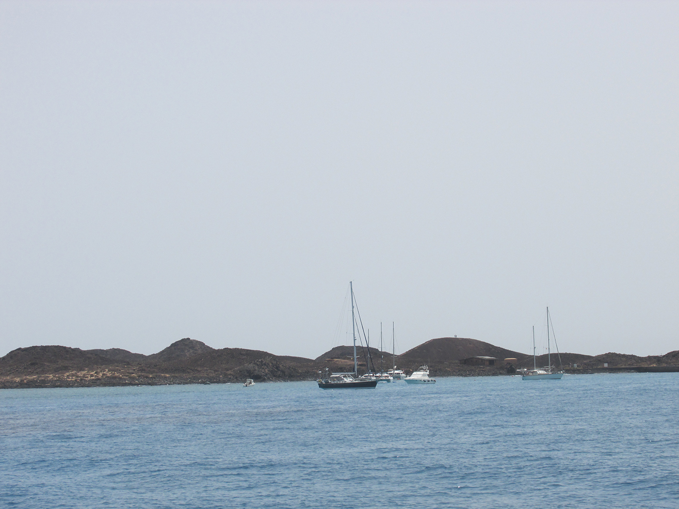 Varen naar Isla de Lobos