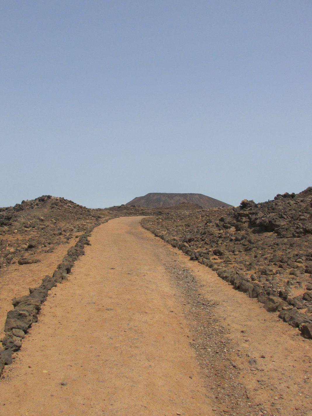 Wandelen op Isla de Lobos
