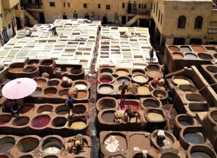 Fes in Marokko - ontdek de mooiste plekken en belangrijkste ambachten!