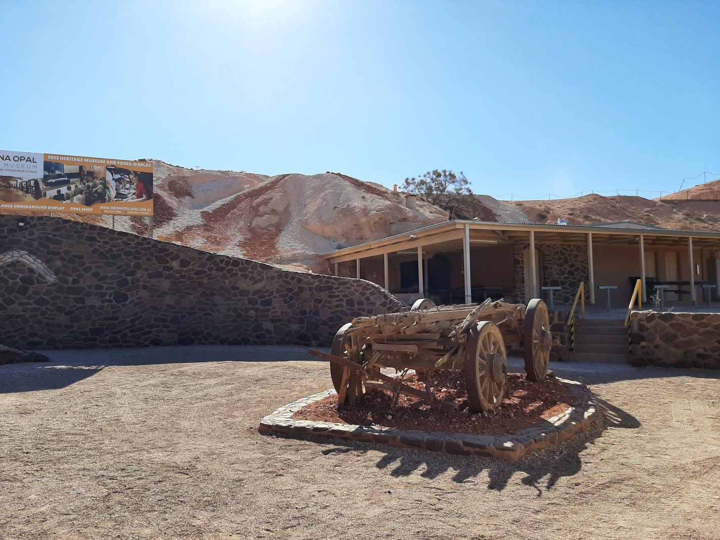 Umoona Opal Mine & Museum - Coober Pedy Australië