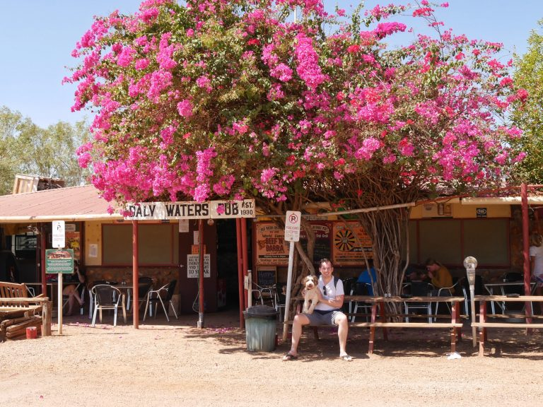 Daly Waters Pub Outback Australië