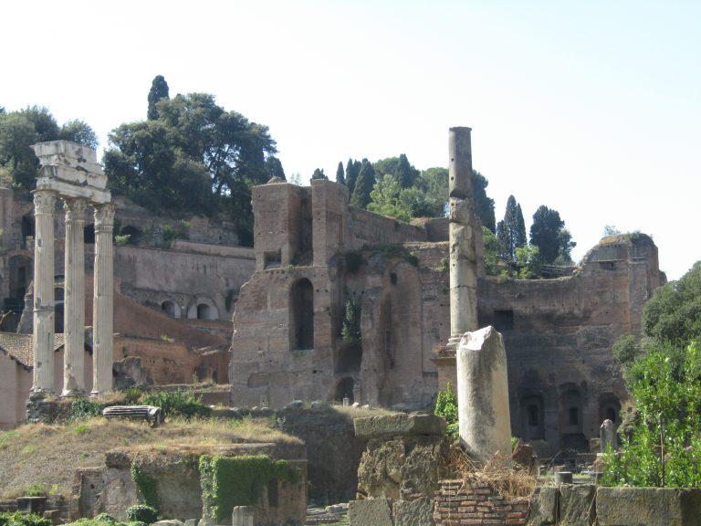 Een week in Rome in augustus - De voor- en nadelen!