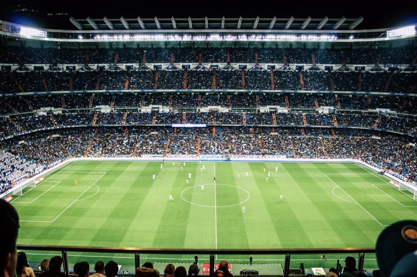 Santiago Bernabéu, Real Madrid - De mooiste voetbalstadions van Europa