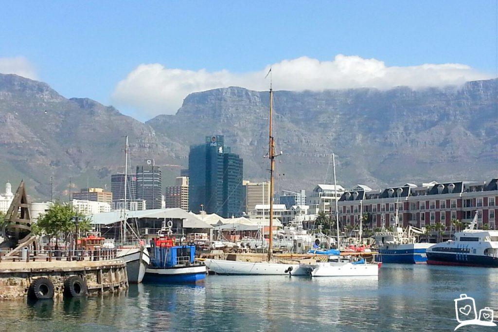 Het mooie Kaapstad, zeker een bezoek waard.