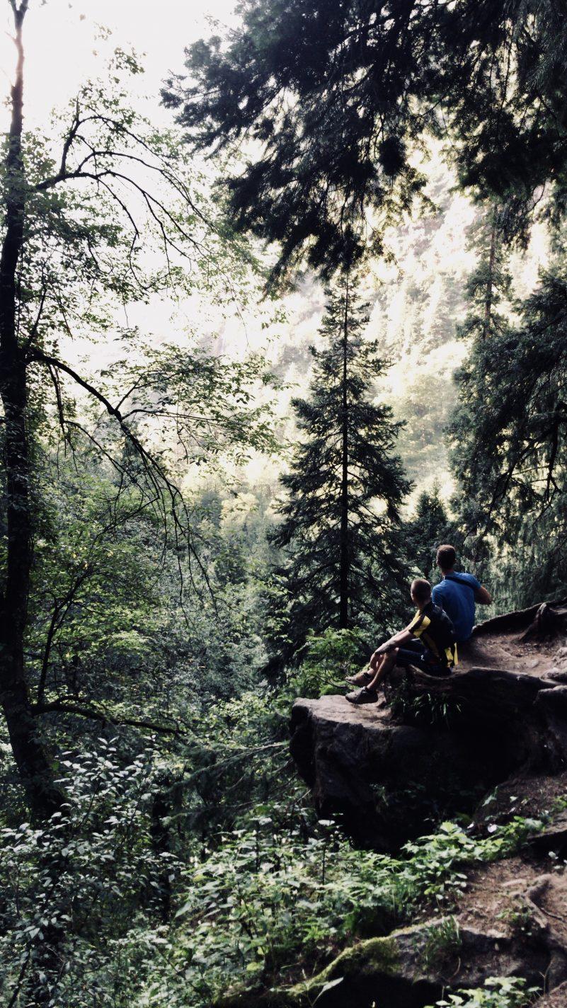 Hike naar Kheerganga - Himachal Pradesh