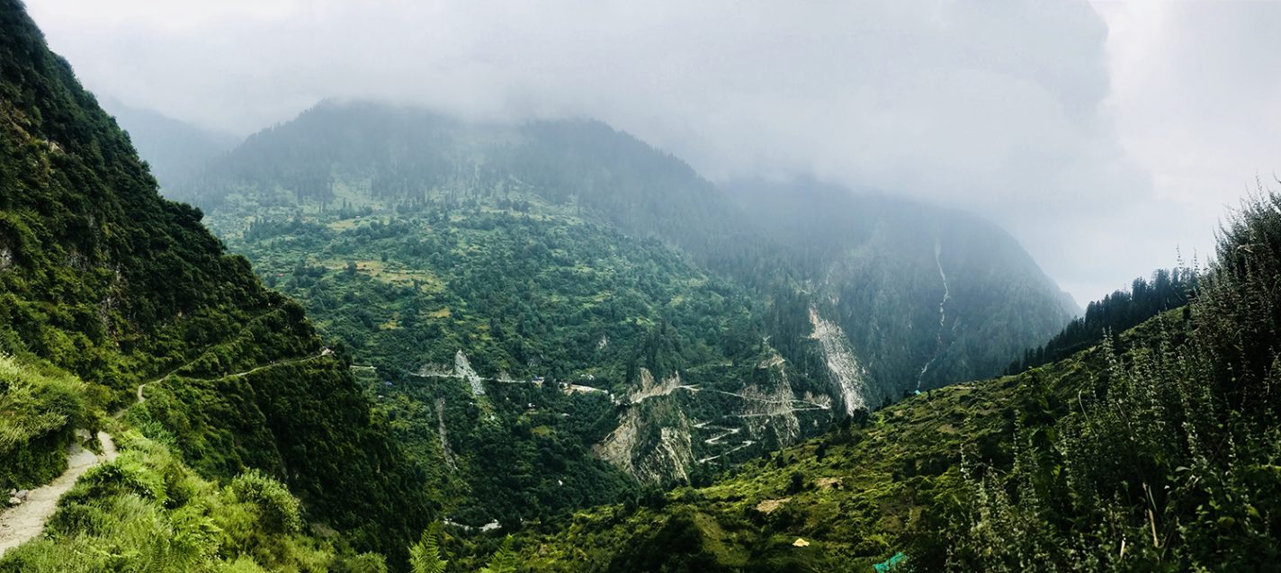 Hike naar Malana - Himachal Pradesh
