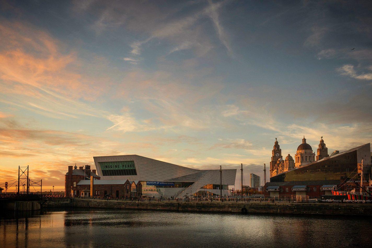 Ontdek het Engels Liverpool
