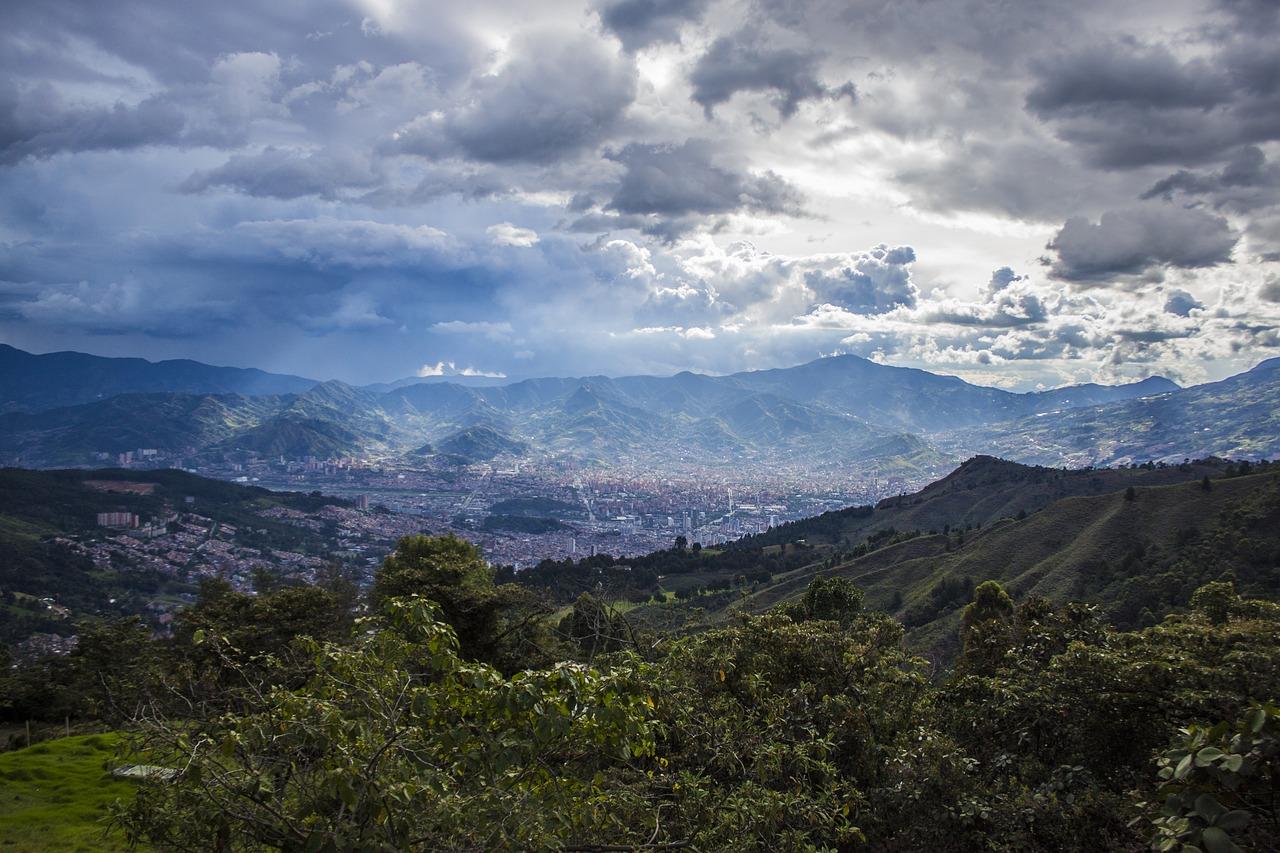 Medellín in Colombia