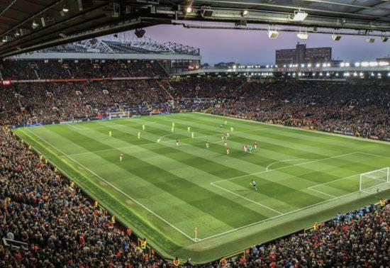 De mooiste voetbalstadions van Europa