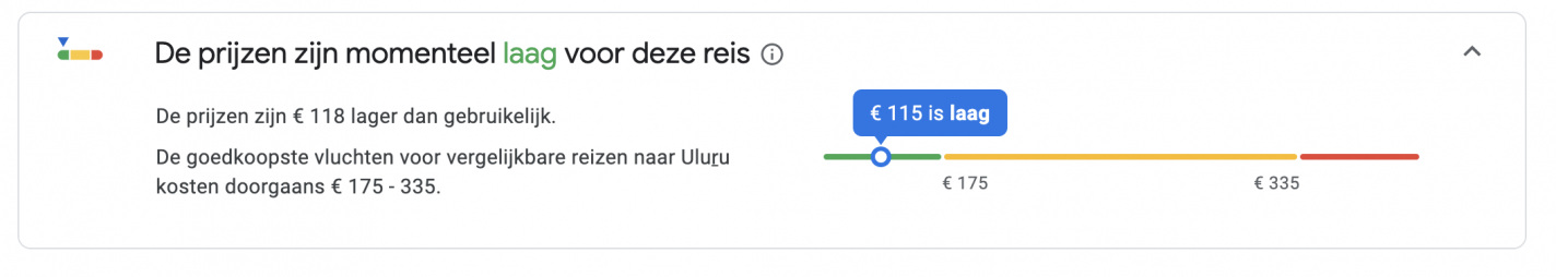 Volgens Google Flight het juiste moment om je vliegtickets te boeken