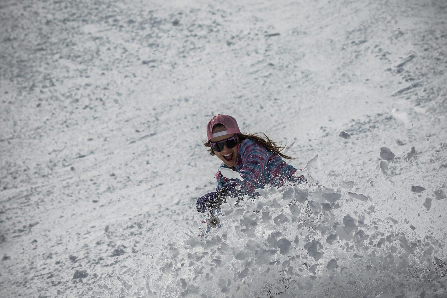 Genieten van de fijne poedersneeuw tijdens wintersport in Utah