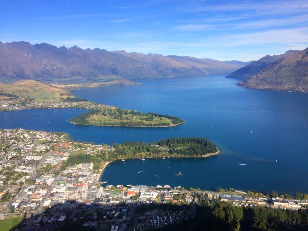 Bob's Peak - De meest indrukwekkende plekken Nieuw Zeeland