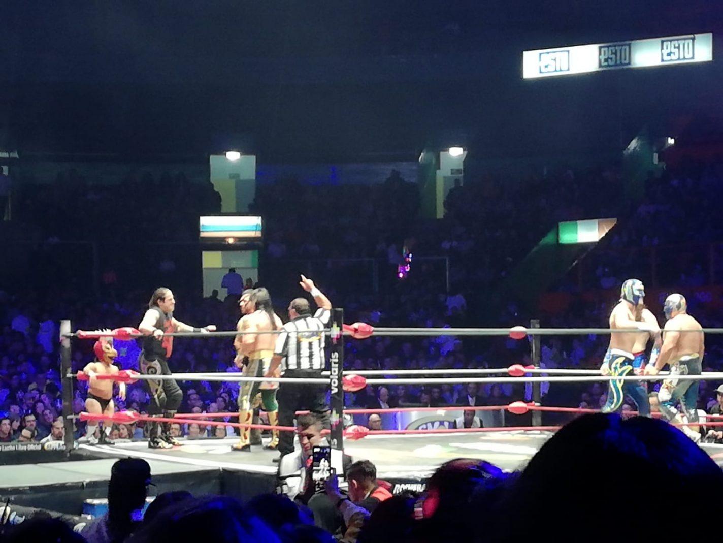 Lucha Libre - Mexico Stad
