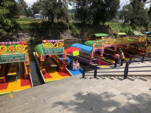 Mexico-stad: een mooie metropool met veel Mexicaanse schoonheden