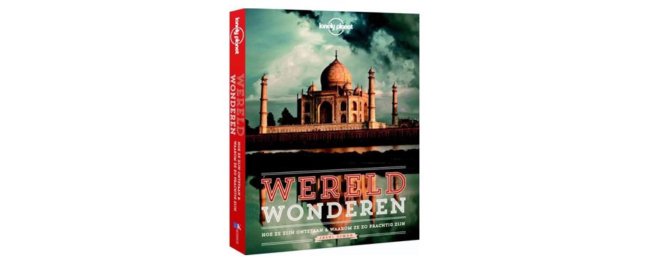 Wereldwonderen - Lonely Planet - De leukste reisboeken