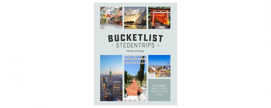 Leukste reisboeken - Bucketlist Stedentrips - 25 steden waar je ooit geweest moet zijn
