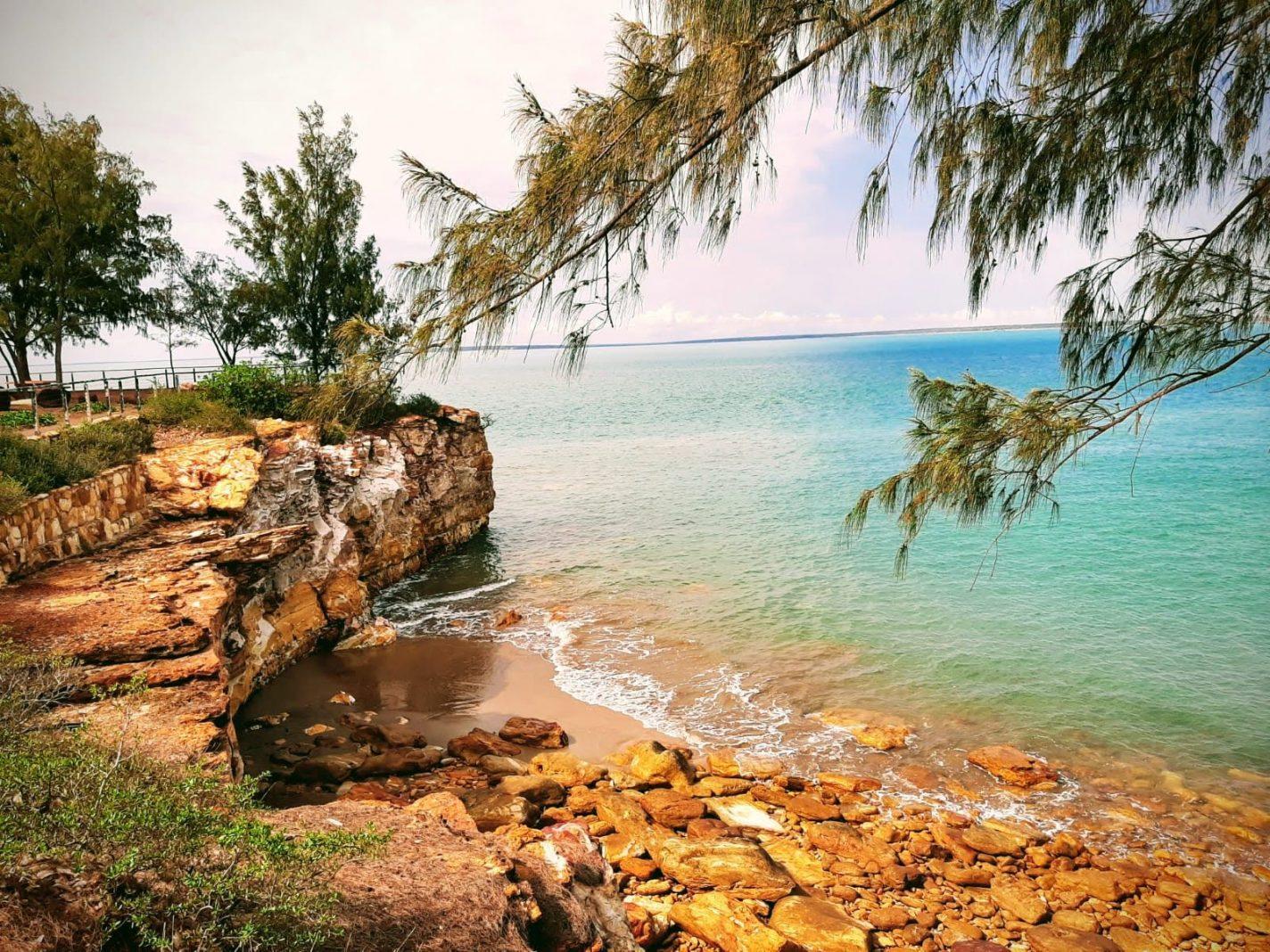 Het prachtige East Point in Darwin