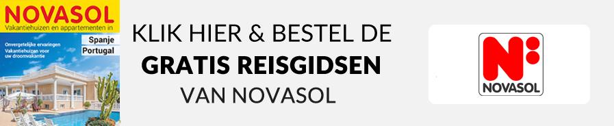 Gratis reisgidsen Novasol