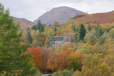 Herfst in Schotland - Sprookjesachtig mooi