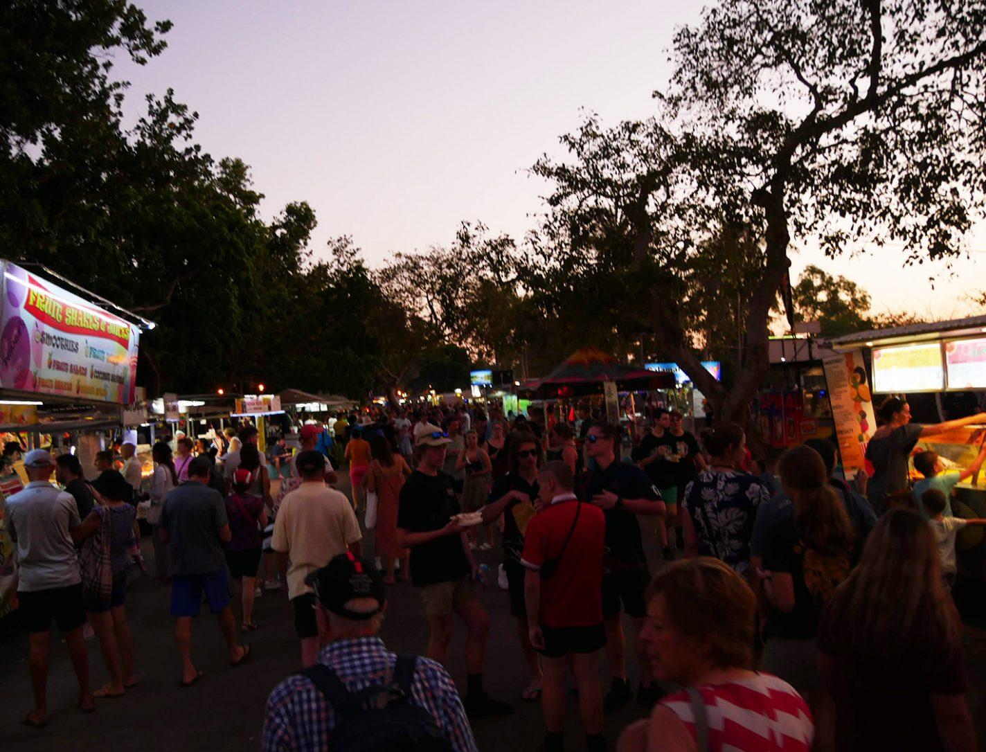 Mindil Beach Market in Darwin - Bezienswaardigheden Darwin