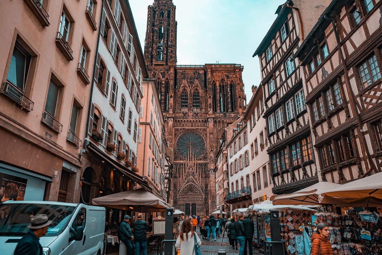 Bezoek het betoverende Straatsburg in de winter