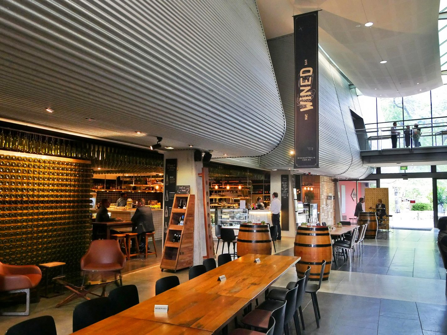 National Wine Centre of Australia Adelaide