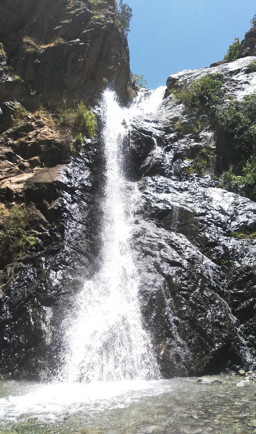 Ourika waterval