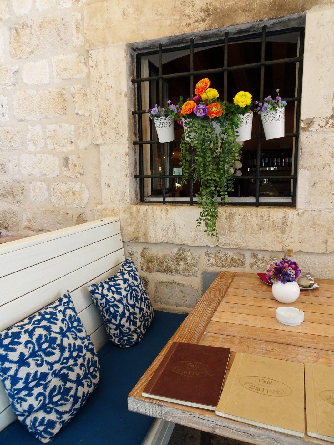 Café Festival in Dubrovnik