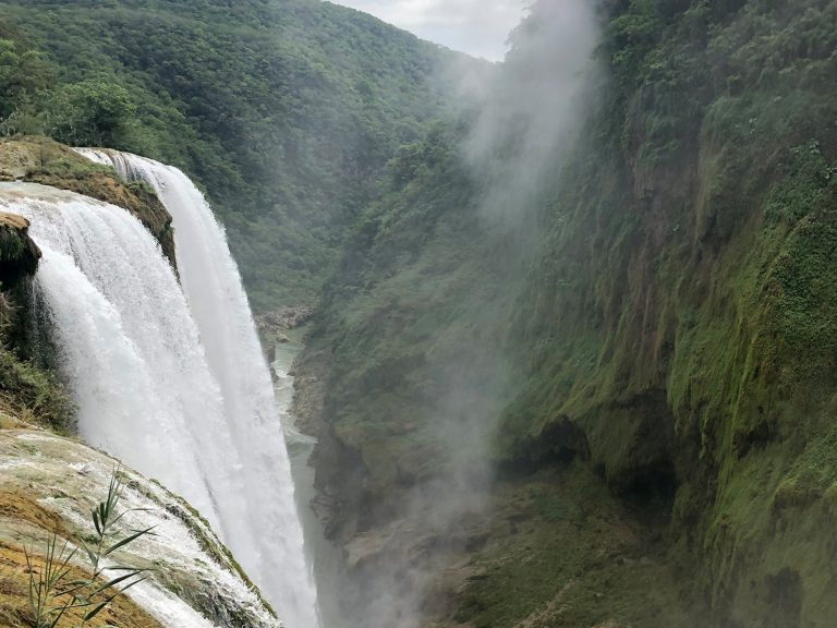 Huasteca Potosina in Mexico