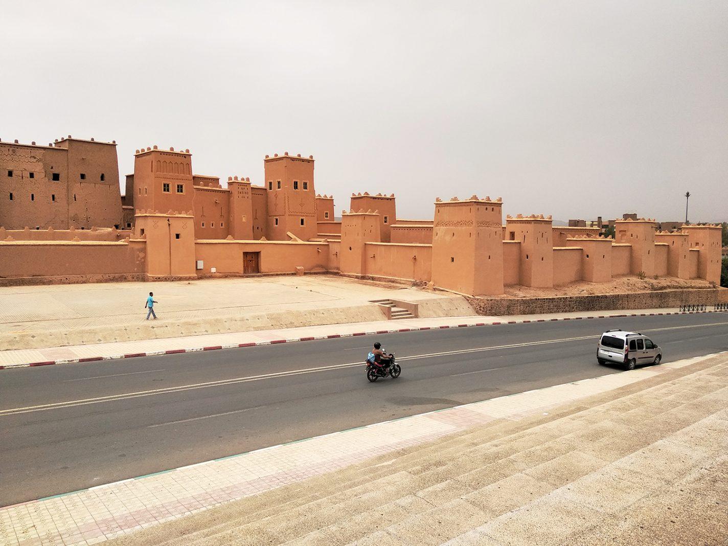 Bekendste kasbah van Marokko