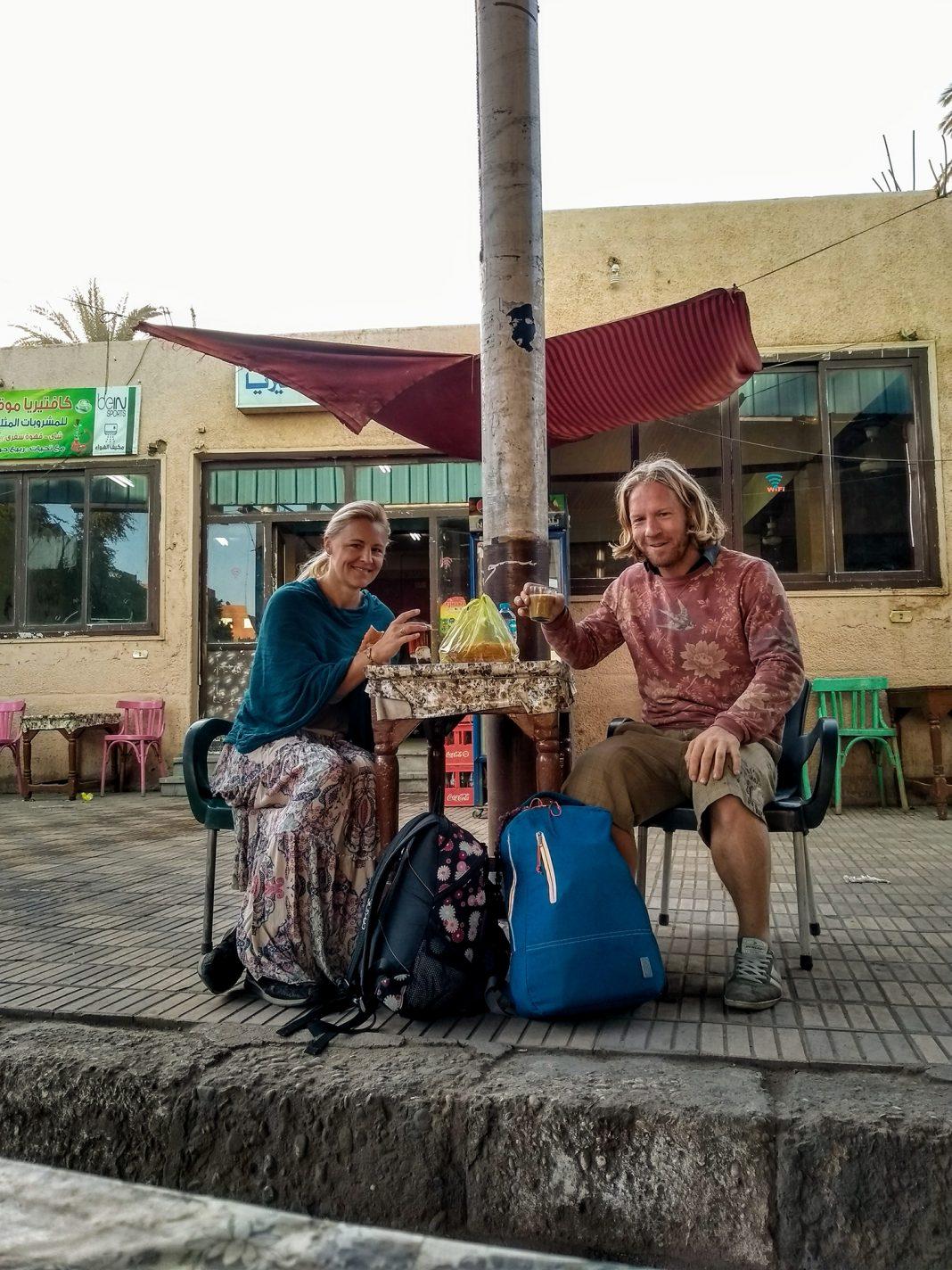 Minimalistisch reizen door Egypte - Micronesië