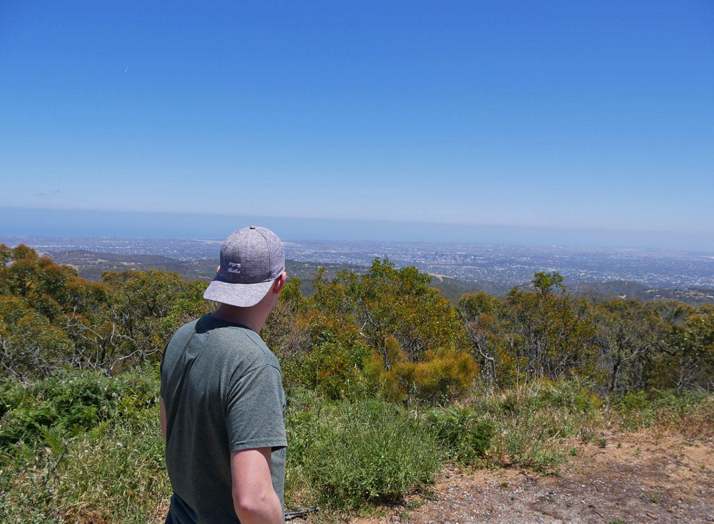 Mount Lofty Hike in de buurt van Adelaide - activiteiten in Australië