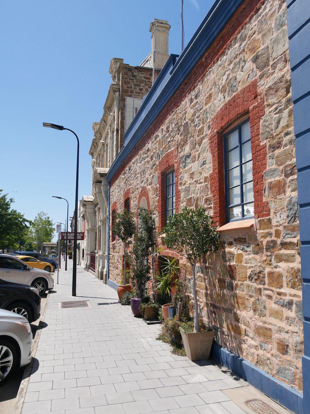 Mooie oude panden in Port Adelaide - Bezienswaardigheden Adelaide