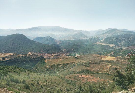 Rondreis Marokko - Aït-Ben-Haddou en Hoge Atlas