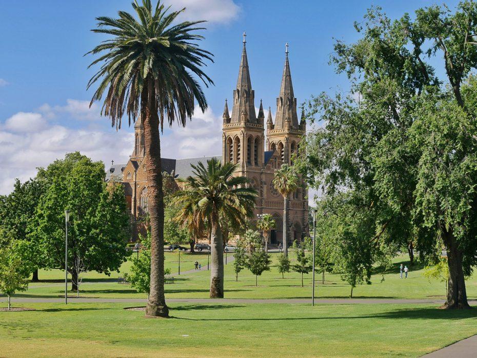 Stedentrip Adelaide - Bezienswaardigheden Adelaide