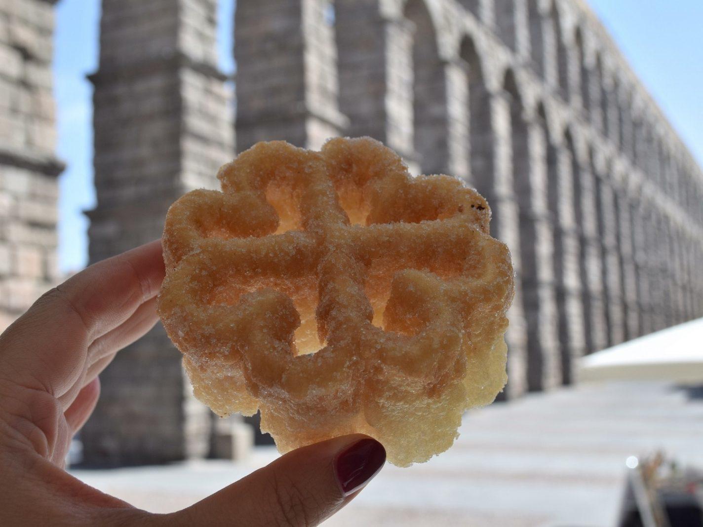 Favoriete foto van Helena - bros koekje in Segovia in Spanje - Interview met Helena van Eating Habits