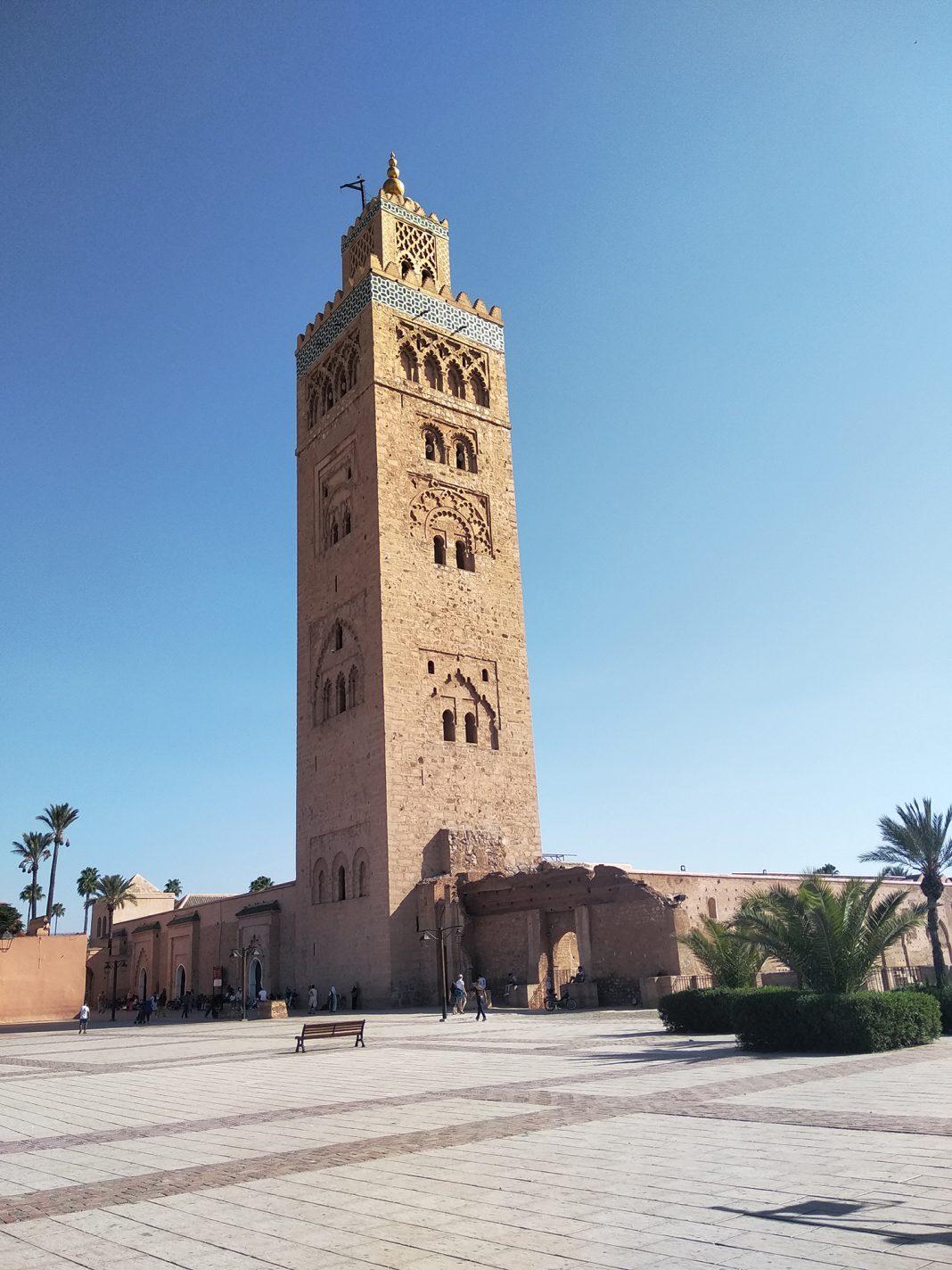 de Koutoubia-moskee