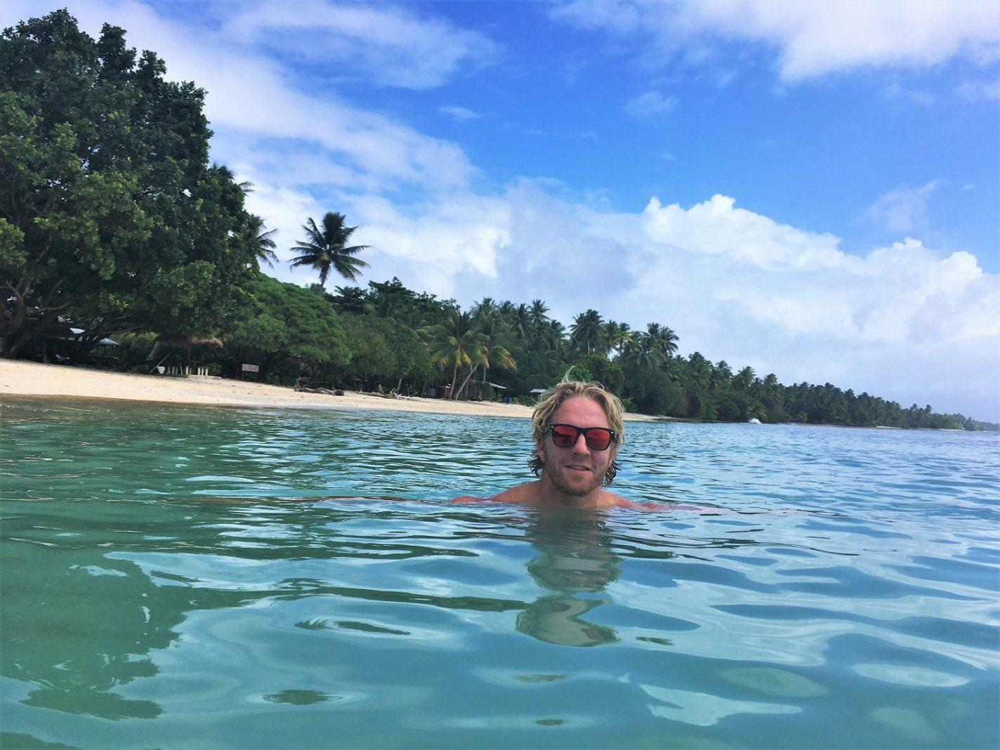 Middagje snorkelen en zwemmen - Marshall islands