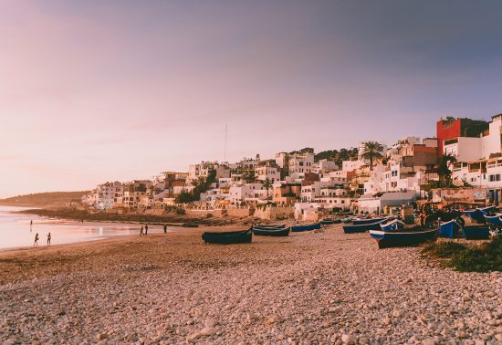 Taghazout: kustdorp en surf hotspot in het zuiden van Marokko