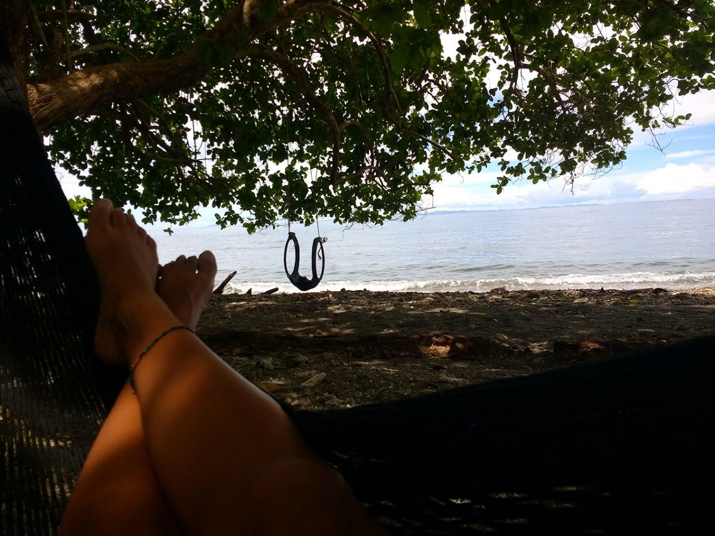Ff hangmatten - De Solomon Islands