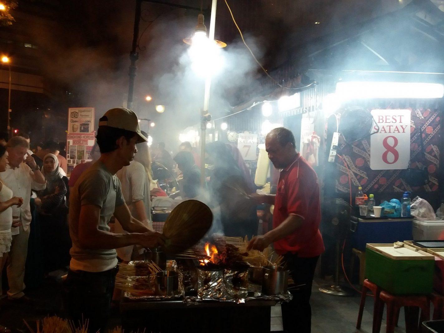 Hawker Centre Singapore - Interview met Helena van Eating Habits