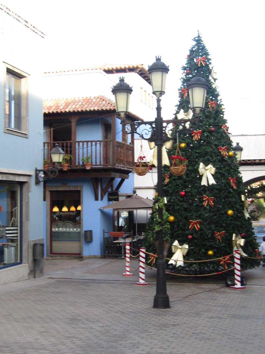 Kerstsfeer op Fuerteventura - Fuerteventura in de winter
