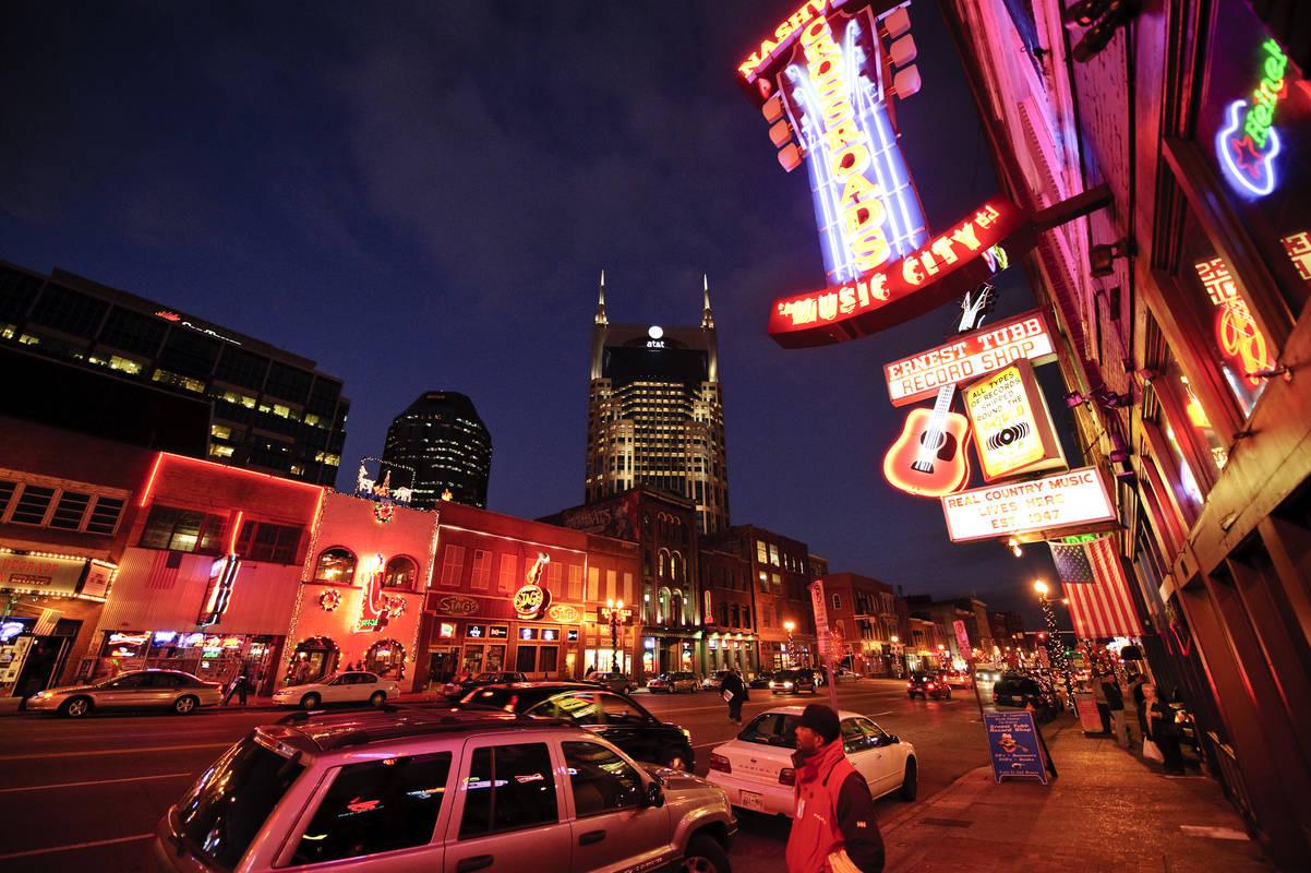 Ontdek het muzikale Nashville
