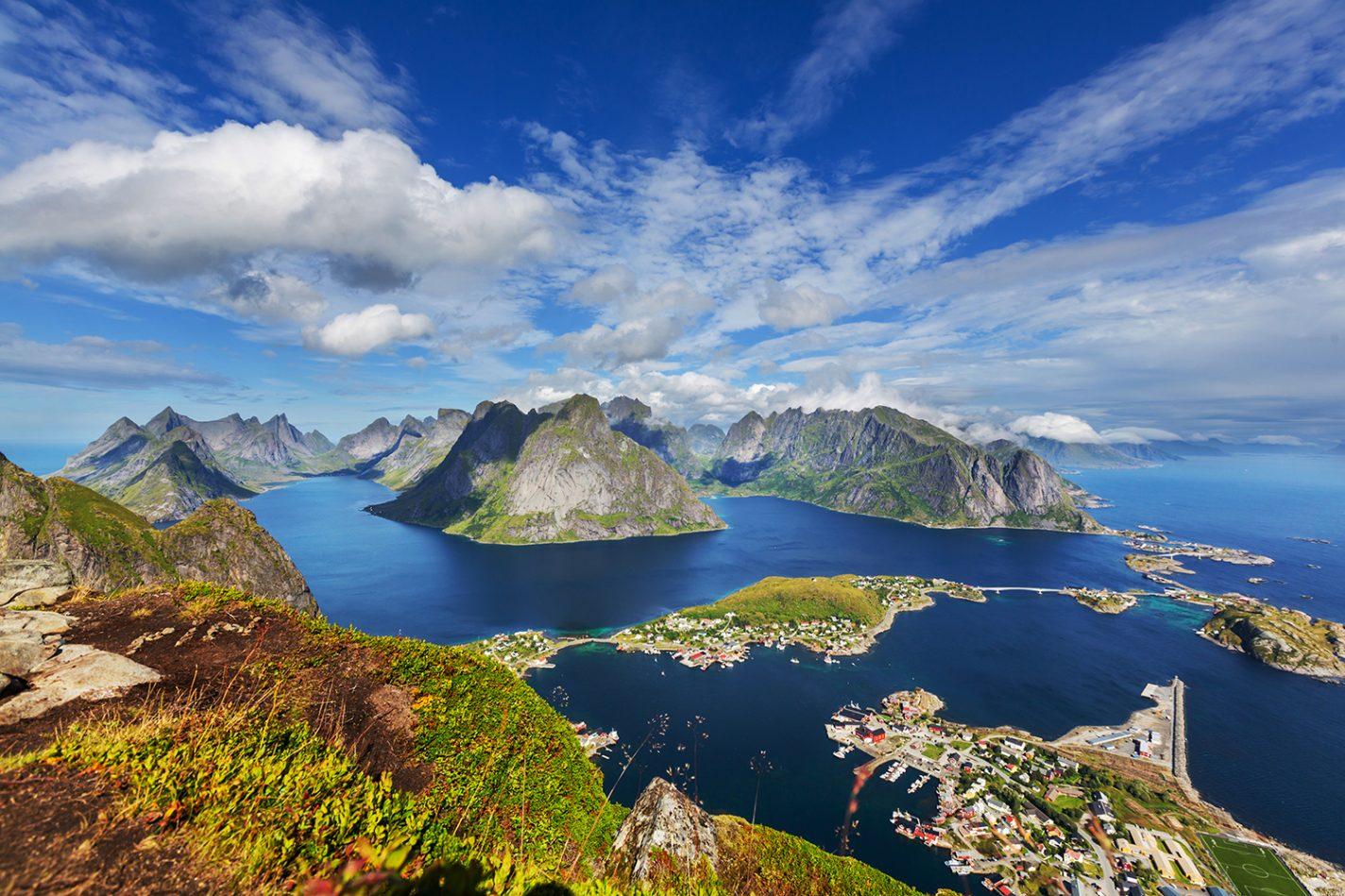 Ontdek Scandinavië boven de poolcirkel