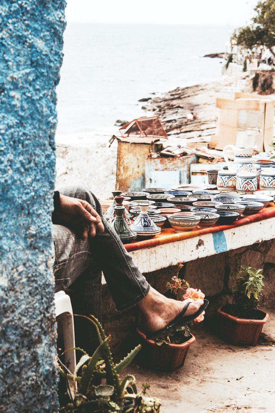Authentieke Marokkaanse producten